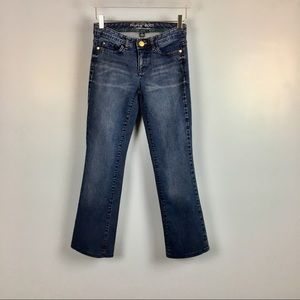 """Tommy Hilfiger """"curvy Boot"""" Jeans size 2"""